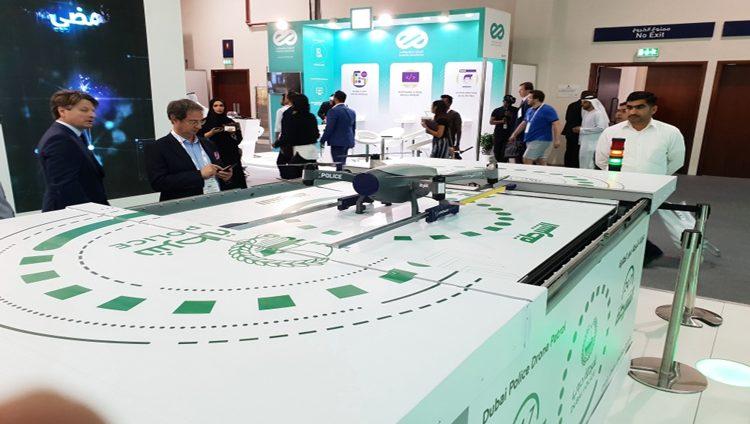 دبي تودّع مفاهيم الأمن التقليدية بدوريات طائرة ذكية