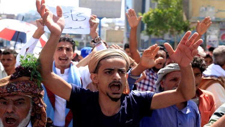 «ثورة الجياع» تعصف بالحوثي.. واعتقال عشرات المحتجّين