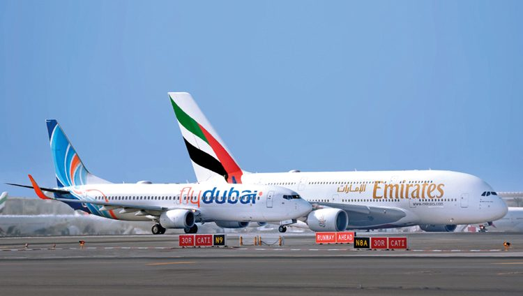 561 طائرة «تحت الطلب» لـ 3 ناقلات إماراتية بـ 600 مليار درهم