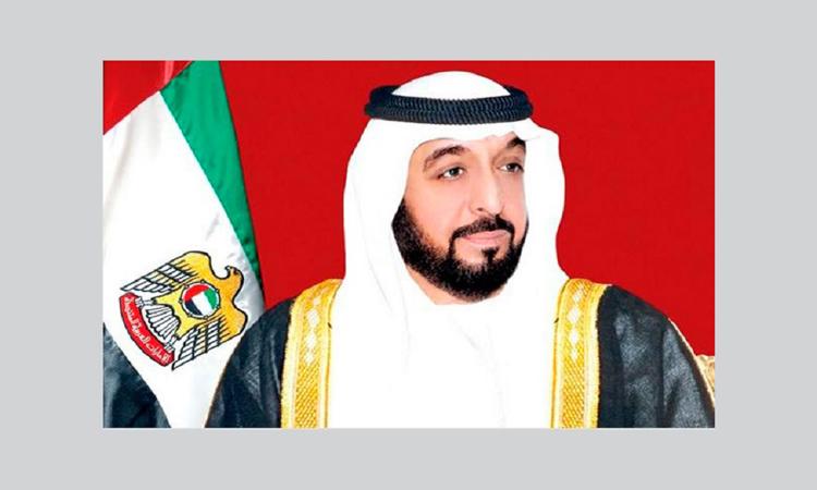 """رئيس الدولة يصدر مرسوماً بقانون بشأن """"شؤون الرئاسة"""""""