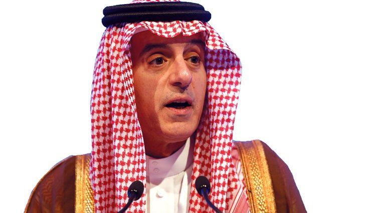الجبير: نؤيد بقوة تحالف الشرق الأوسط الاستراتيجي