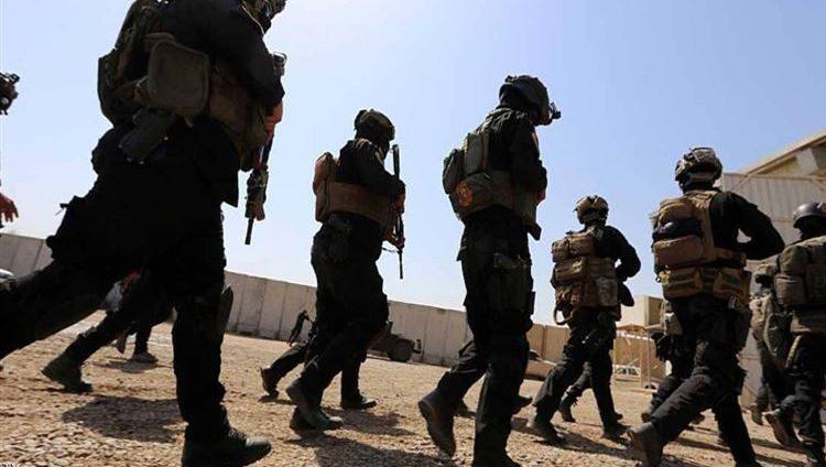 قوات عراقية تعتقل داعشياً مفخخاً شمالي بغداد