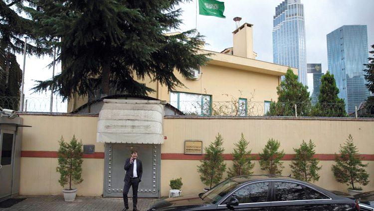 الجبير: الملك سلمان مصمم على محاسبة المسؤولين عن مقتل خاشقجي