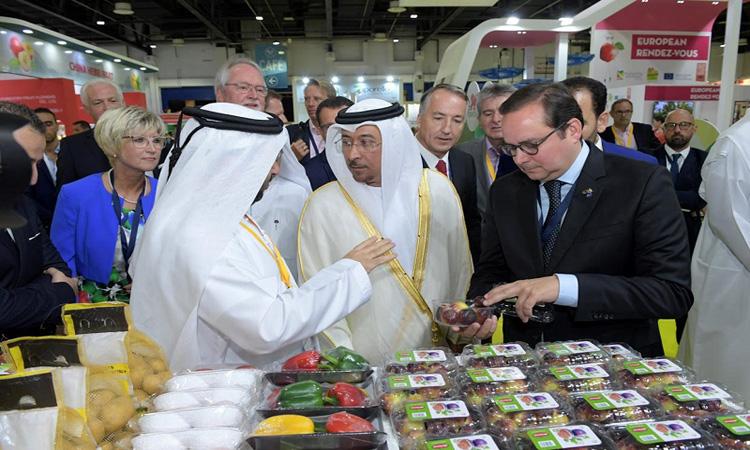 بلدية دبي تكشف عن ثلاثة مشاريع مبتكرة خلال المعرض الدولي للخضروات والفاكهة