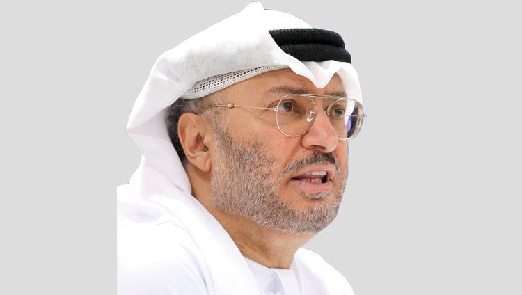 قرقاش: السعودية أساس للاستقرار والتنمية في المنطقة