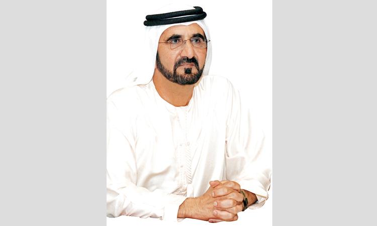 محمد بن راشد يدعو إلى رفع عَلم الدولة في الأول من نوفمبر المقبل