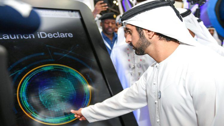 حمدان بن محمد: هدفنا ريادة التقنية.. العالم يطبع بصمة المستقبل في «جيتكس»