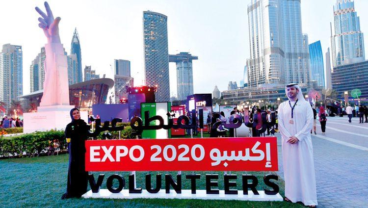 «إكسبو 2020 دبي».. العالم في طريقه إلينا