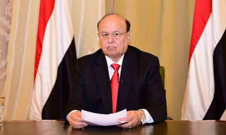 هادي: مخرجات الحوار الوطني هي المخرج الوحيد لمستقبل اليمنيين