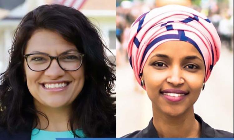 انتخاب أول امرأتين مسلمتين في الكونغرس الأميركي