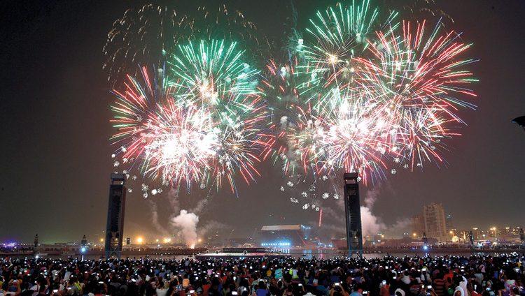 ديسمبر.. يجمع العالم في قلب دبي احتفاء بـ «اليوم الوطني» والعام الجديد
