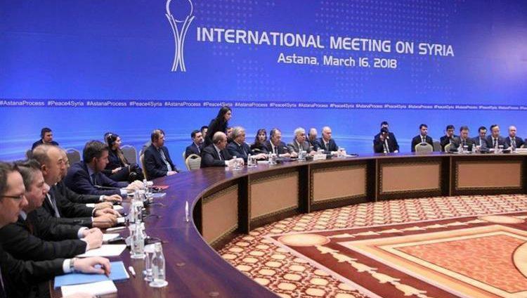 انطلاق الجولة الجديدة من محادثات أستانا حول سوريا