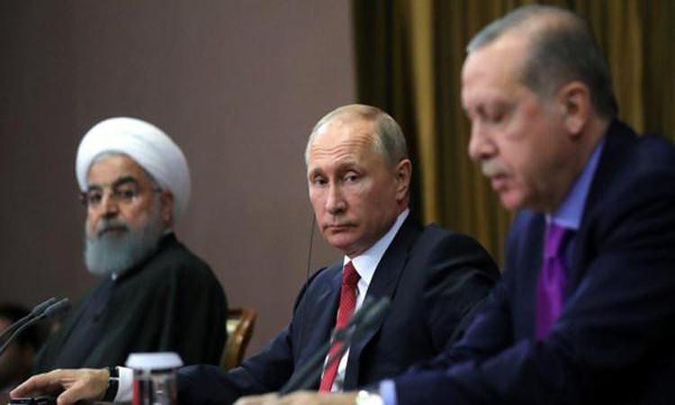 كازاخستان تستضيف محادثات روسية وتركية وإيرانية حول سوريا