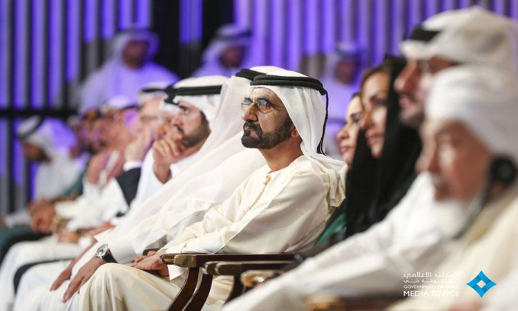 محمد بن راشد يشهد افتتاح القمة العالمية للتسامح بمشاركة إقليمية وعالمية واسعة