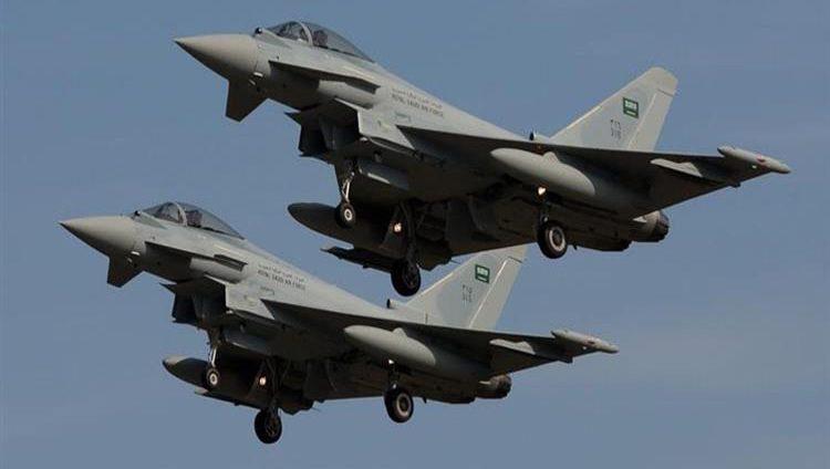 التحالف يزيد قدراته الجوية لتعزيز عملياته لدعم الشرعية في اليمن