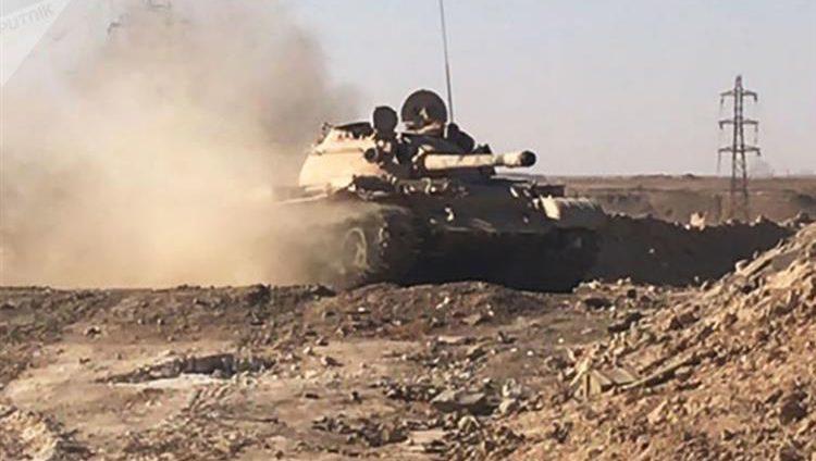 قوات النظام تكثف هجومها على حماة وإدلب