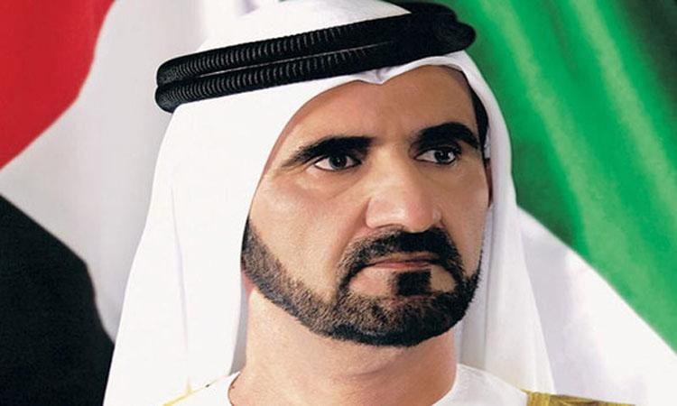 محمد بن راشد: وهبنا الوطن حياتنا فوهبنا تقديراً وعرفاناً وحباً بين الناس