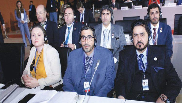 الإمارات تدعم ميثاق الهجرة الآمنة و150 دولة توقعه
