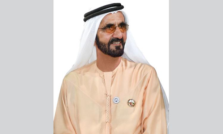 محمد بن راشد: أمجاد الشعوب تُبنى بالتفاؤل والأمل والنـظر إلى المستقبل