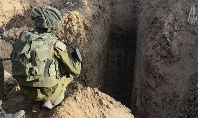 بدء عملية الكشف عن أنفاق حزب الله بين لبنان وإسرائيل