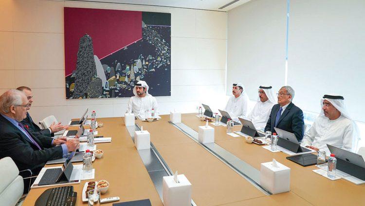 مكتوم بن محمد: هيئات «دبي المالي العالمي» ترسخ مكانة الإمارة مركزاً مالياً عالمياً