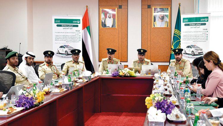 شرطة دبي تطلق «ضابط المستقبل» داخل المدارس