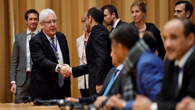 الولايات المتحدة تشجع محادثات السويد حول السلام في اليمن