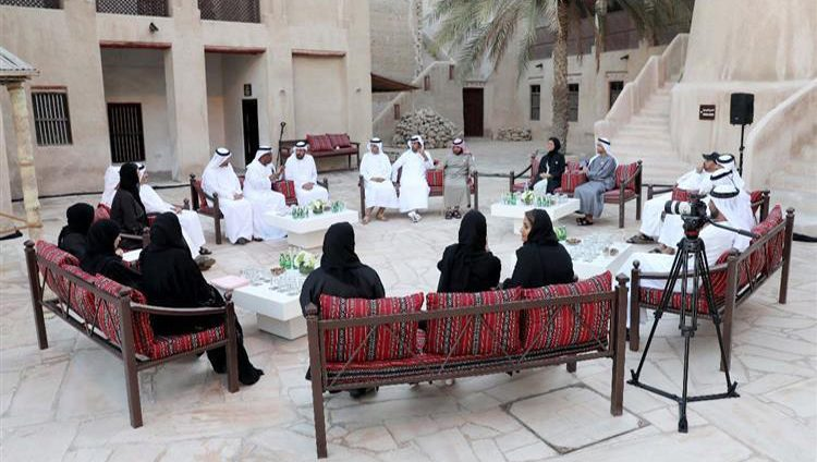 نورة الكعبي: تأسيس نادي شعراء الإمارات في عجمان