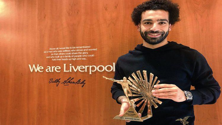 9 إنجازات حققها محمد صلاح للفوز بجائزة أفضل لاعب إفريقي للعام الثاني على التوالي