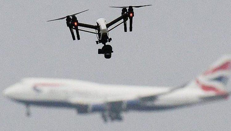 لندن تعتقل شخصين في قضية الطائرات المسيّرة بمطار غاتويك