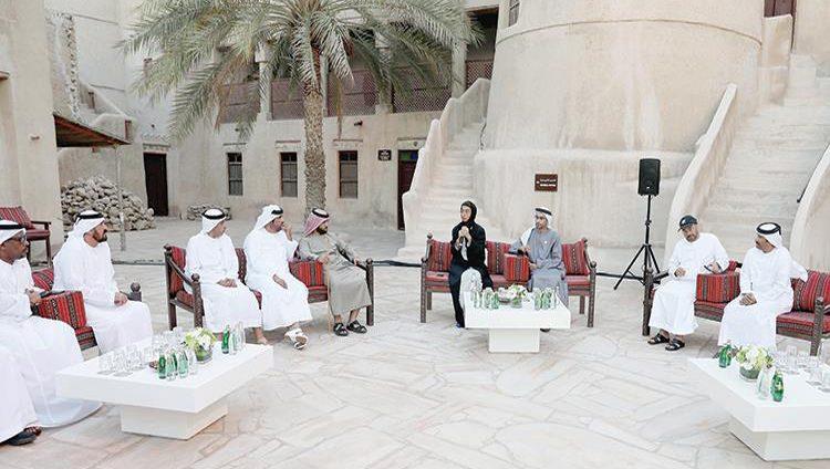 نورة الكعبي: هدفنا النهوض بالثقافة ووصول مبدعي الإمارات إلى العالمية