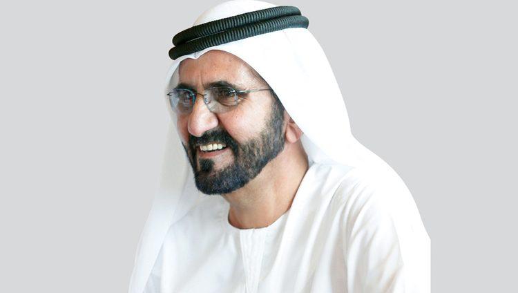 محمد بن راشد لفريق العين: قمة جديدة وصلتم لها والقادم أجمل