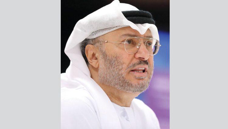 قرقاش: انسحاب قطر من «أوبك» إقرار بانحسار دور ونفوذ الدوحة