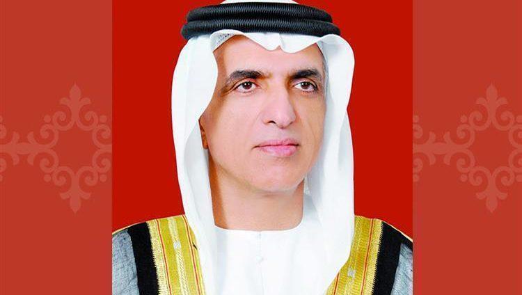 حاكم رأس الخيمة يعزي خادم الحرمين في وفاة الأمير طلال بن عبدالعزيز