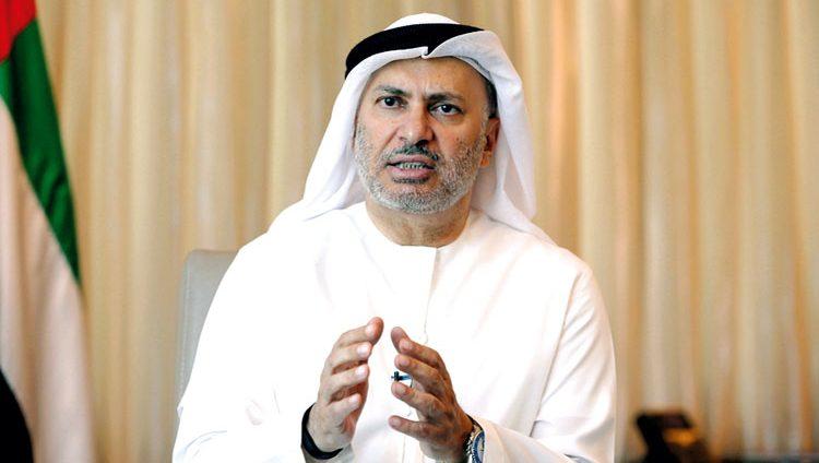 قرقاش: الإمارات نموذج عالمي لمكافحة جرائم الاتجار في البشر