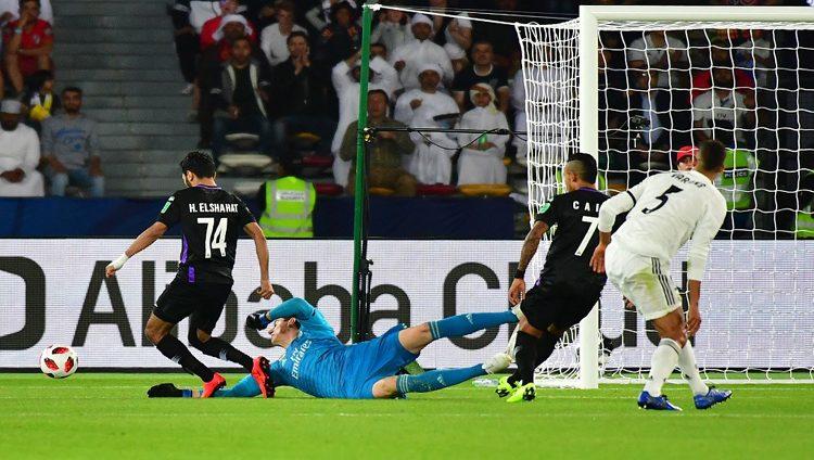 المصري حسين الشحات مع راموس.. ولقطات مثيرة في نهائي كأس العالم للأندية