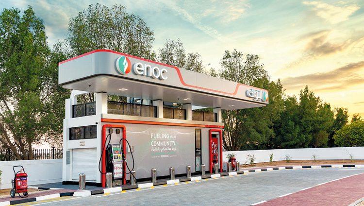 «إينوك» تطلق محطة وقود متنقلة في دبي
