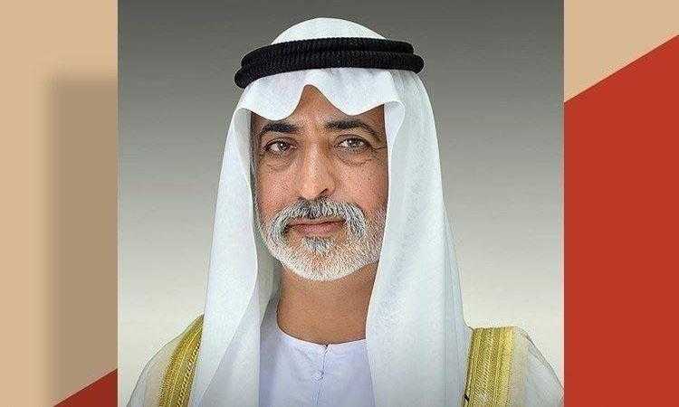 نهيان بن مبارك: احتفال الإمارات بالتضامن الإنساني عمل دؤوب ومستمر