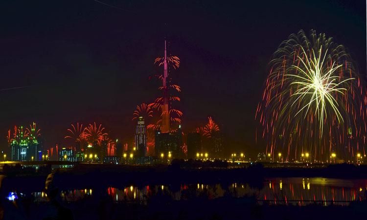 تعرف على أفضل الفعاليات ومواقع الاحتفال بليلة رأس السنة في دبي