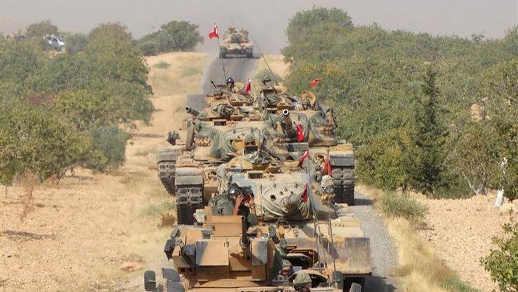 تركيا: سنعبر إلى شرقي الفرات في أسرع وقت ممكن