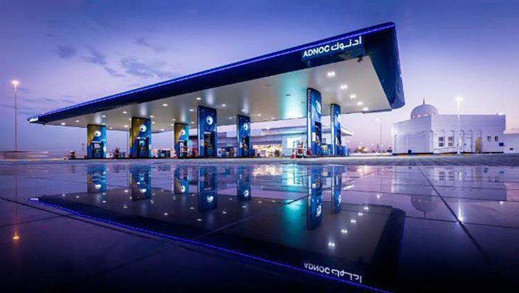 """""""أدنوك للتوزيع"""" تفتتح أولى محطاتها في دبي"""