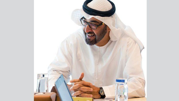 محمد بن زايد للعيناوية: لنرسم معاً فرحة وطن
