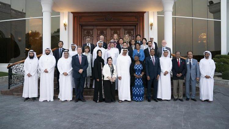 محمد بن زايد: الإمارات تسهم في إنقاذ ملايين الأطفال حول العالم