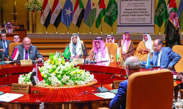 كيان سباعي بقيادة السعودية لاستقرار منطقة البحر الأحمر