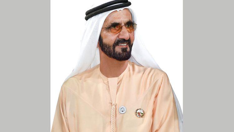محمد بن راشد ومحمد بن زايد: متفائلون بالعام الجديد.. والقادم أفضل وأجمل