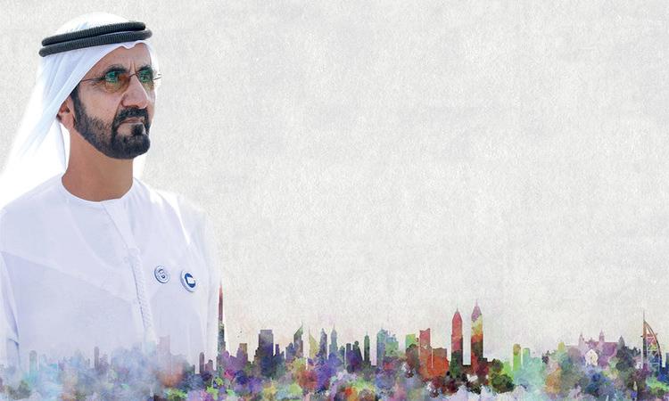 محمد بن راشد يضع 8 مبادئ للحكم في دبي