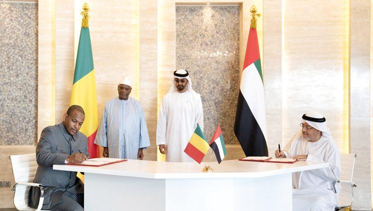 «صندوق خليفة» يوقع اتفاقية لتمويل مشروعات في مالي بـ25 مليون دولار