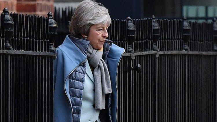 """ماي تناقش مع قادة الاتحاد الأوروبي الخطوات المقبلة بشأن """"بريكست"""""""