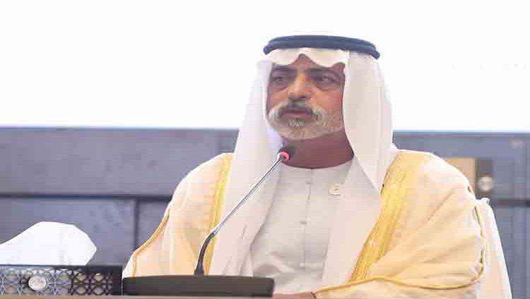 نهيان بن مبارك: زيارة البابا وشيخ الأزهر تجسيد لنهج الإمارات في إرساء التسامح