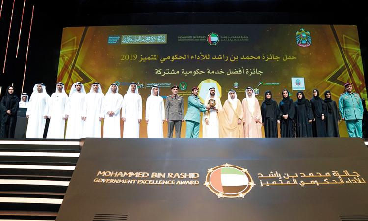 محمد بن راشد: معـيـار التميّز للمرحلة المقبلة أن تكون حكومة الإمارات الأفضـل فـي العالم
